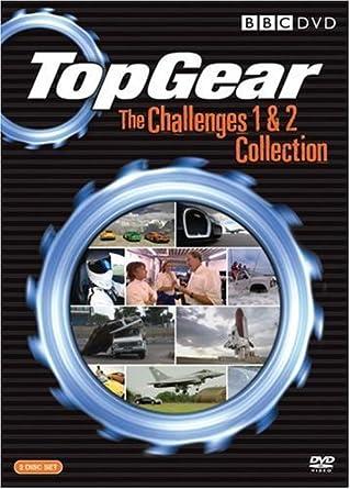 Top Gear - The Challenges 1 & 2 Collection Reino Unido DVD: Amazon.es: Jeremy Clarkson, Richard Hammond, James May, Jeremy Clarkson, Richard Hammond: Cine y Series TV