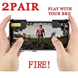 PUBG Mobile Game Controller Autra Fire Button and