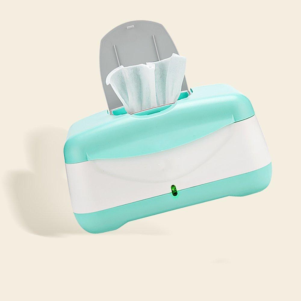 ZXQL Baby Wipes Calefactor / Caja de calentamiento / Máquina de toalla húmeda / 24 horas Temperatura constante de 40 grados: Amazon.es: Hogar