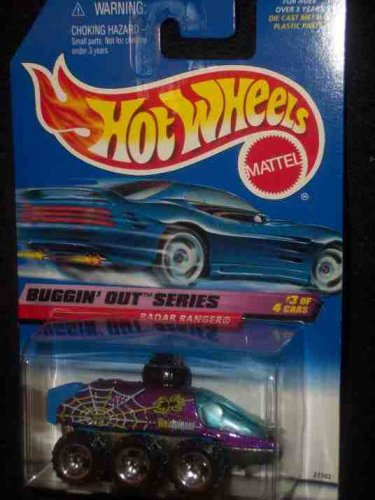 Hot Wheels Buggin' Out Series #3 Radar Ranger #943 Mint