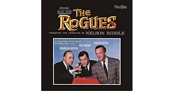 The Rogues (Original Television Soundtrack) by Nelson Riddle ...