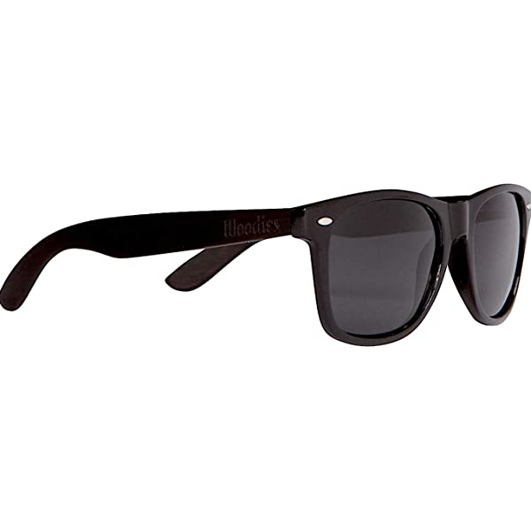 55 mm ONeill Unisex-Adult Offshore 104P Polarized Square Sunglasses Gloss Black//Green