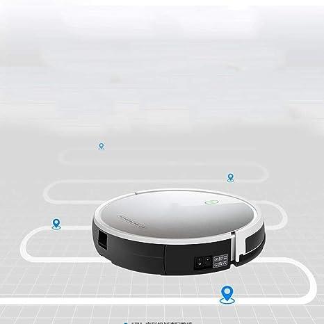 Lxj Barrido de ingenio Puede Barrer la Lavadora automática domésticos Robot Aspirador Ultra Delgada y máquina