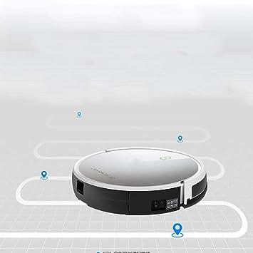 Lxj Barrido de ingenio Puede Barrer la Lavadora automática domésticos Robot Aspirador Ultra Delgada y máquina de la fregona: Amazon.es: Jardín