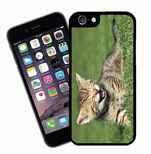 Cassa del telefono di gatto, design 019 - questa copertura si adatta Apple modello iPhone 6s (6s non plus) - di idee regalo di Eclipse