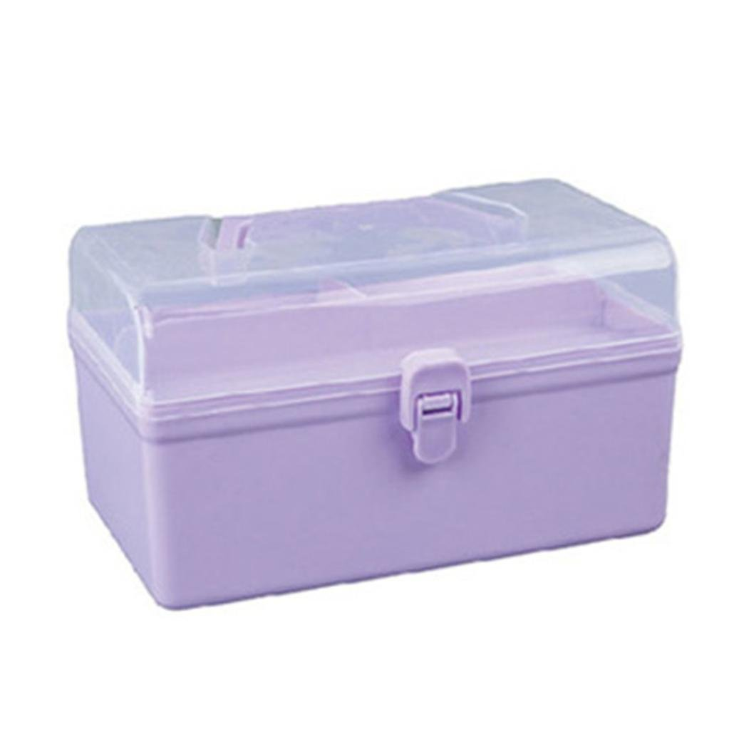 Red Voberry Toy Storage Organizer Compatible With Monkeys Durable Storage Box Storage Case Contains A Large Sturdy Compartments Fit All Small Toys