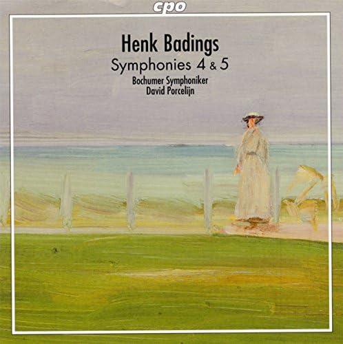 Symphonies 4 & 5: Badings/ Bochumer Symphoniker/ Porcelijn, Badings/  Bochumer Symphoniker/ Porcelijn: Amazon.it: Musica