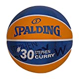 miami heat basketball - Spalding 83343 Stephen Curry Basketball, Gold/Blue