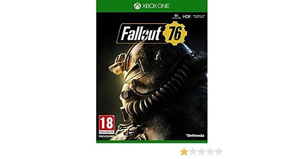 JEU Consola BETHESDA Fallout 76 Xbox One: Amazon.es: Electrónica