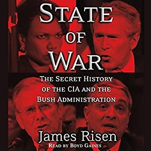 State of War Audiobook
