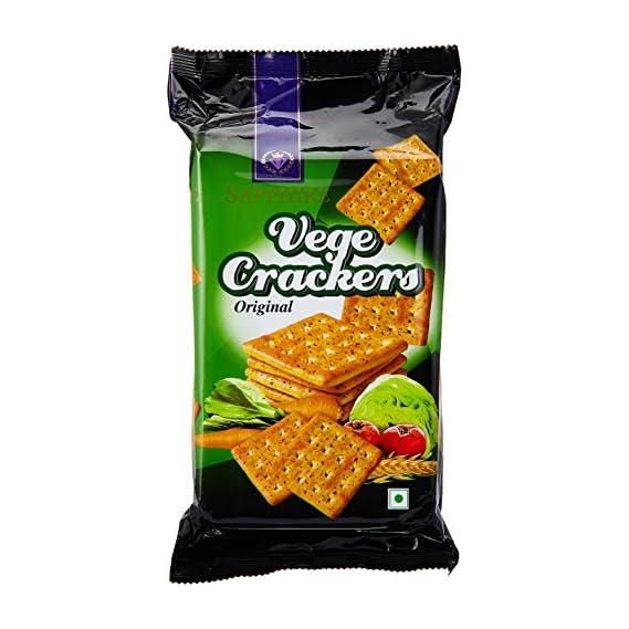 Sapphire Vege Crackers, 350g