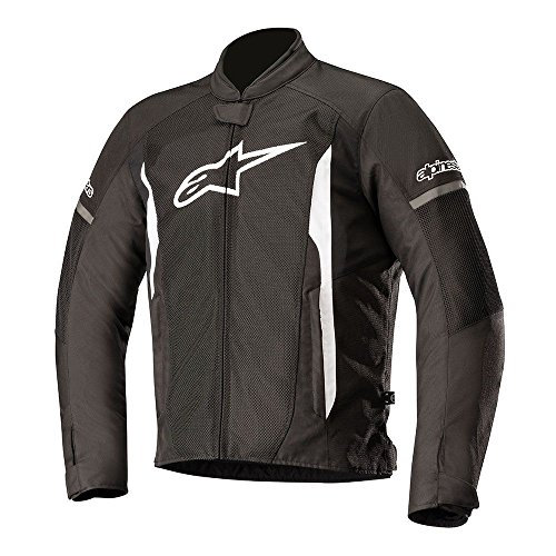 Alpinestars T-Faster Air Jacket (XX-LARGE) (BLACK/WHITE)