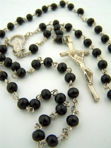 Rosary Papal Crucifix - 1