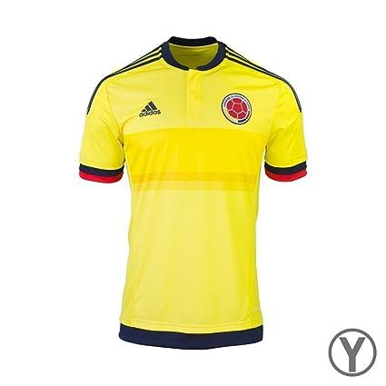 e970e315a8572 adidas Colombia Home Youth Jersey-BYELLO