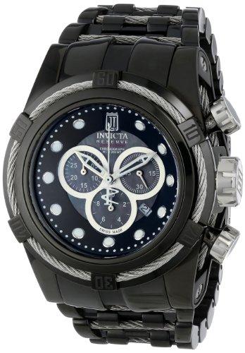 Invicta Men's 14425 Jason Taylor Analog Display Swiss Quartz Black Watch