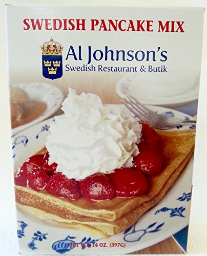 AL JOHNSON'S SWEDISH RESTAURANT & BUTIK Al Johnson's Swedish Pancake Mix