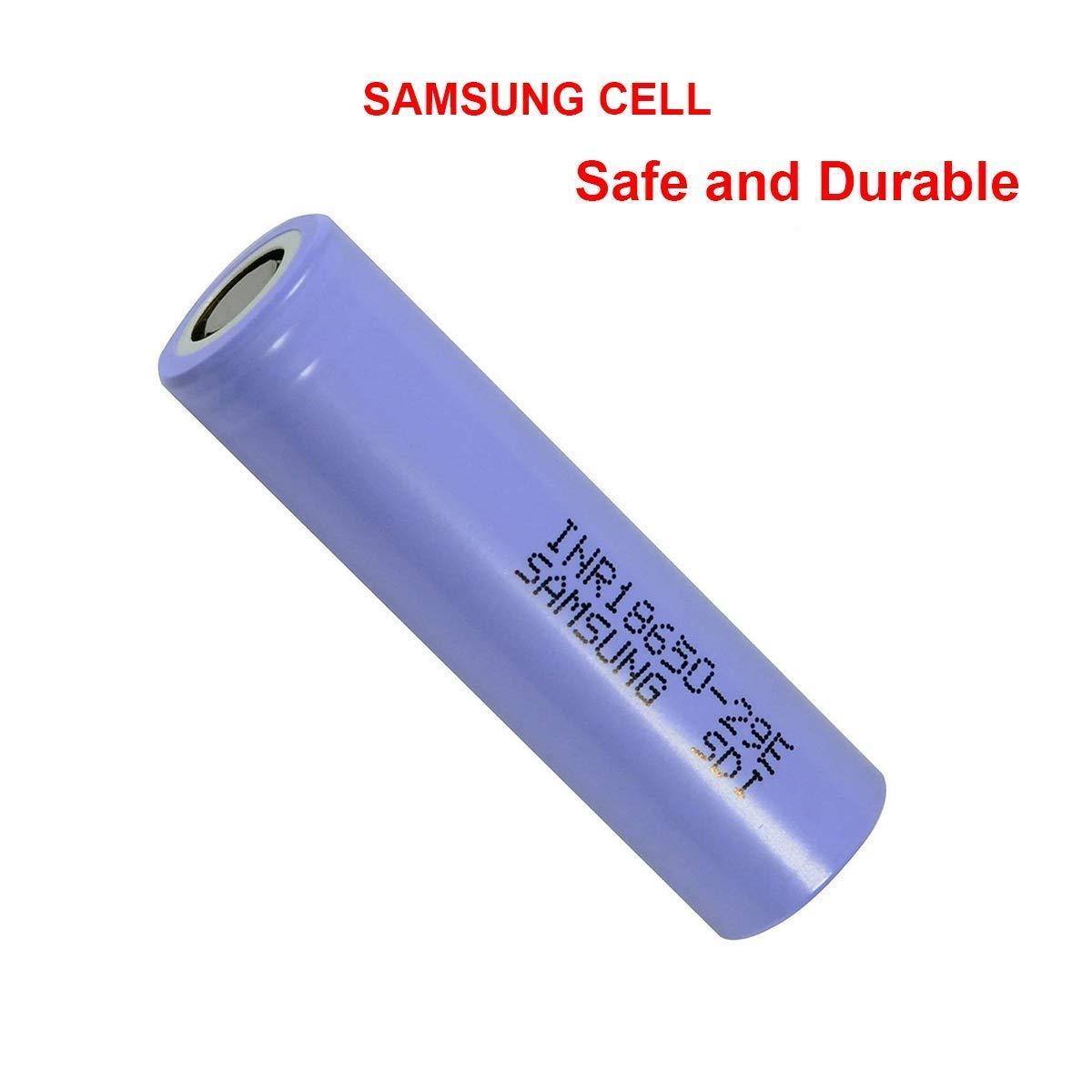 Rex EVERPRO XH370-10J E-Bike Pedelec Samsung Cells Batterie 36V 13Ah pour MiFa Prophete avec Chargeur