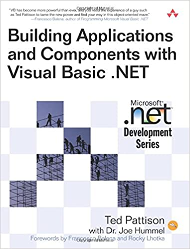 Building applications and components with visual basic ted building applications and components with visual basic ted pattison joe hummel 9780201734959 amazon books fandeluxe Choice Image