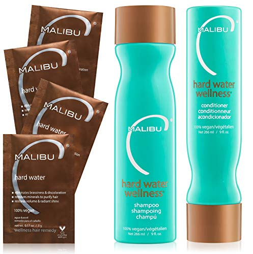 Malibu C Hard Water Wellness (Mineral Beauty System)