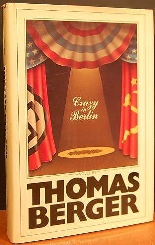 book cover of Crazy in Berlin