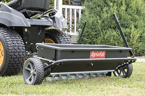 Agri-Fab 45-0543 100 lb. Tow Spiker/Seeder/Spreader, Black by Agri-Fab (Image #8)