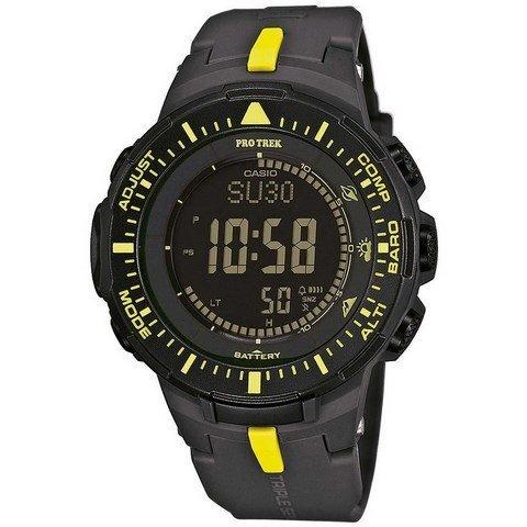Casio-PRG-300-1A9ER-ProTrek-Orologio-a-energia-solare-con-funzione-di-altimetro-barometro-e-bussola