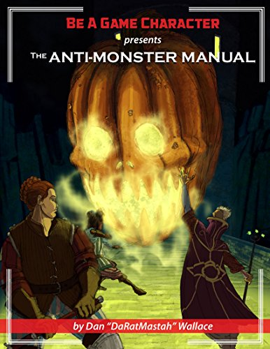 The Anti-Monster Manual (English Edition)