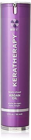 KERATHERAPY Keratin Infused Argan Oil, 1.7 Fl Oz
