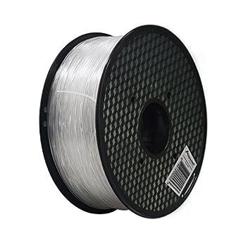 Aspectek - Impresora 3d pla filamento 1.75 mm ABS - naturaleza ...
