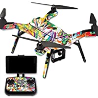 Skin For 3DR Solo Drone – Wet Paint | MightySkins Protective, Durable, and Unique Vinyl Decal wrap cover | Easy To Apply, Remove, and Change Styles | Made in the USA
