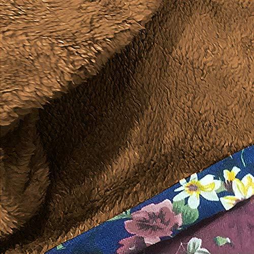 Imbottito Donna Capispalla Antivento Con Cappuccio Lunga Atmape Giubbotto Mambain Felpe Blue Caldo Fiori Parka Cardigan Invernali Belli Manica Cappotti Cotone Forti Giacche Taglie Rq01ESgw