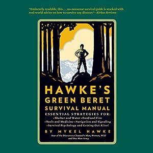 Hawke's Green Beret Survival Manual Audiobook
