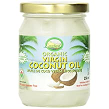 Everland Virgin Coconut Oil, Glass Bottle, 250ml