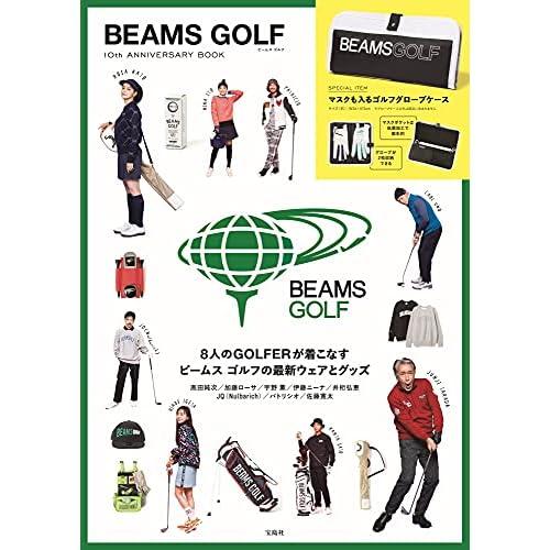 BEAMS GOLF 10th ANNIVERSARY BOOK 画像