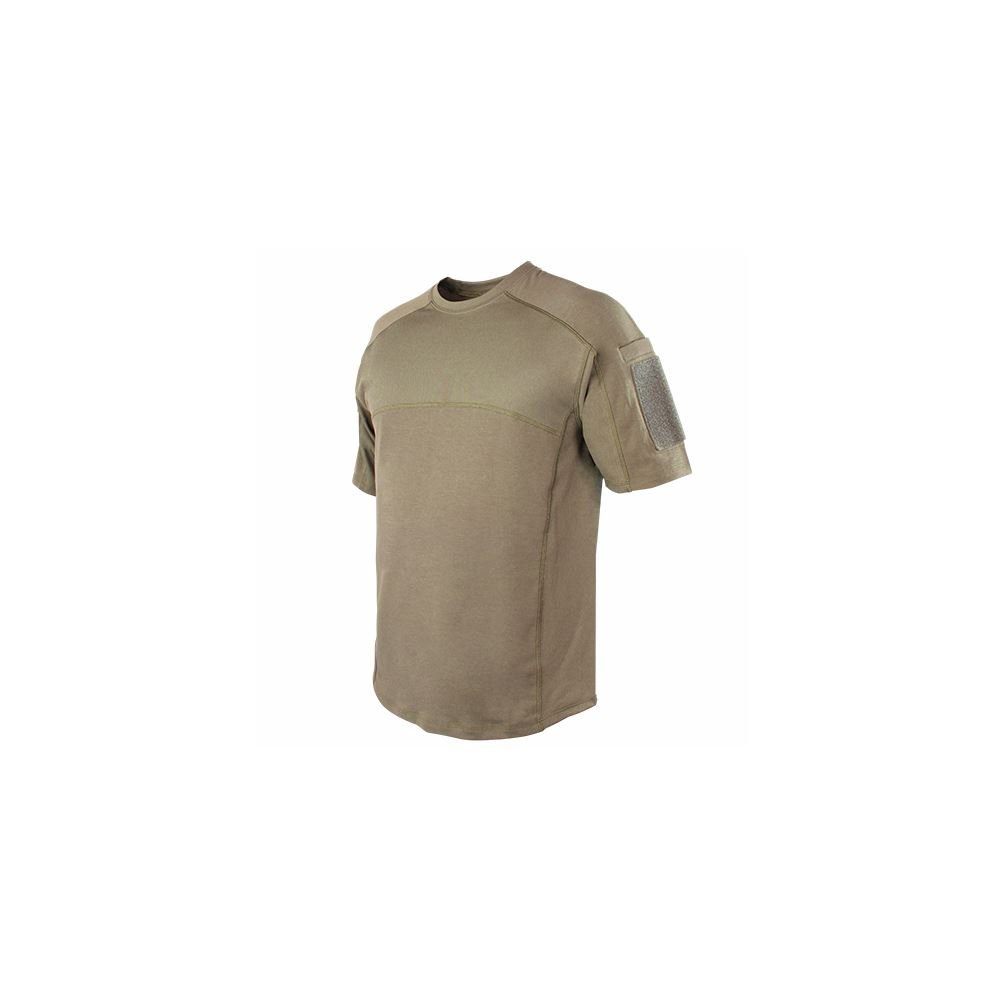 CONDOR Men's Trident Battle Top Tan