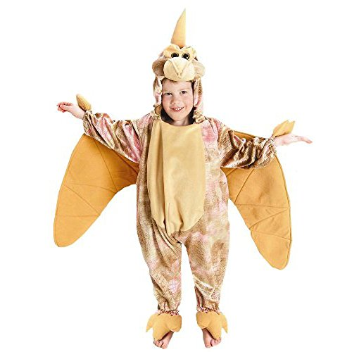 Pterodactyl Costume Infant (Pterodactyl Costume Child Size: X Small 4-6)