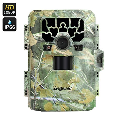 Bestguarder HD Waterproof IP66 Infrared Night Vision Game &