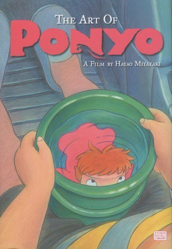 Ponyo on the Cliff. The Art of (Ponyo on the Cliff By the Sea) by Miyazaki ( 2009 ) Paperback