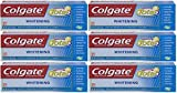 Colgate Total Whitening Gel Toothpaste, 4.2 ounce (6 Pack)