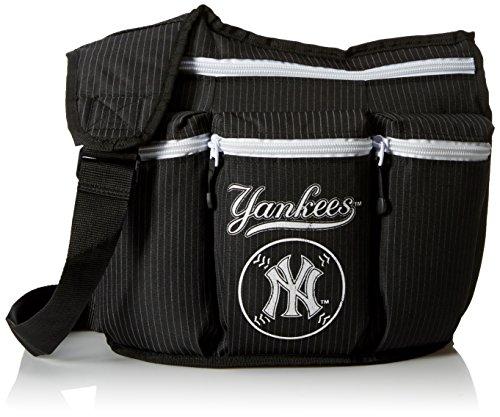 Diaper Dude Diaper Dude NY Yankees Diaper Bag Diaper Bag Black -