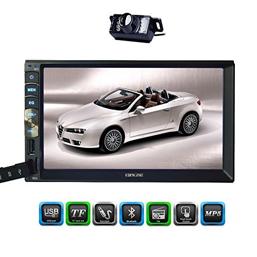 Newest EinCar Brand in Deck Headunit 7 inch Capacitive Touch