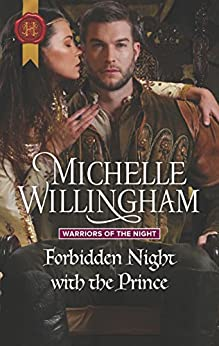 Forbidden Night with the Prince (Warriors of the Night Book 3) by [Willingham, Michelle]