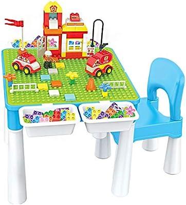 Tabla de actividades para niños Mesa De Madera For Niños 3-6 Años ...