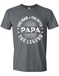 e964d47b73da The Man The Myth The Legend Shirt, Shirts for Dad, Tshirt for Grandpa