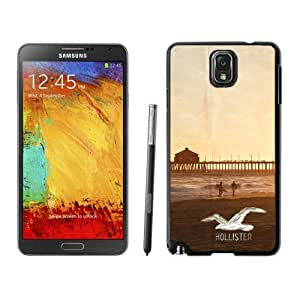 Fahionable Custom Designed Samsung Galaxy Note 3 N900A N900V N900P N900T Cover Case With Hollister 12 Black Phone Case