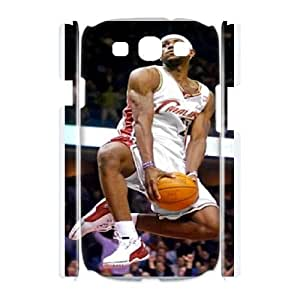 Basketball Players Lebron James for Samsung Galaxy S3 I9300 Phone Case 8SS458228