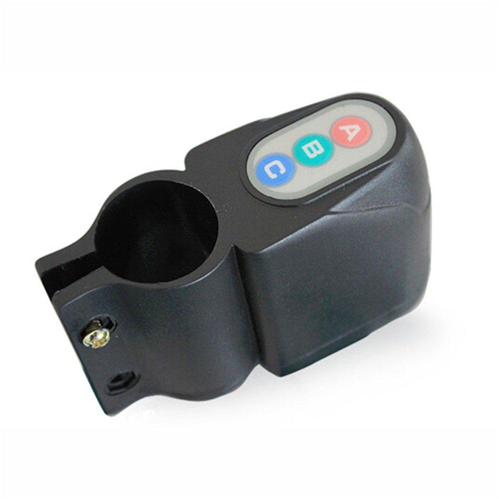 DDU Electrónico - Alarma antirrobo para Bicicleta (antirrobo ...