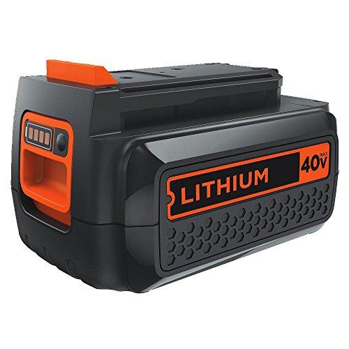 Black & Decker LBXR36 40-Volt Lithium Ion Battery, 1-1/2 ...