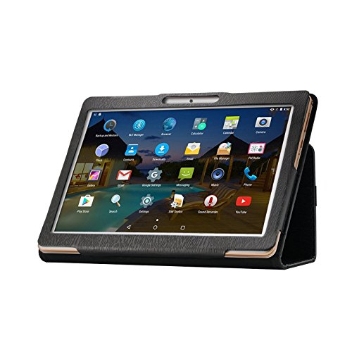 Transwon 10 1 Inch Case Compatible with BeyondTab Android Tablet 10 1,  Yuntab K107, BENEVE 10 1, YELLYOUTH 10, Lectrus 10, BEISTA 10 1, Plum  Optimax