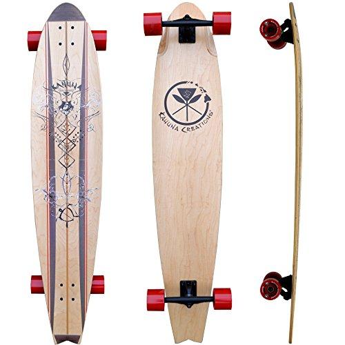 Kahuna Creations - Pohaku Surf Rider 48-Inch Longboard | Master-Crafted ()